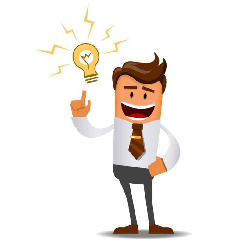 Chuva de ideias e a manutenção